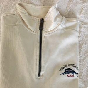 Tommy Bahama 1/4 Zip Sweatshirt